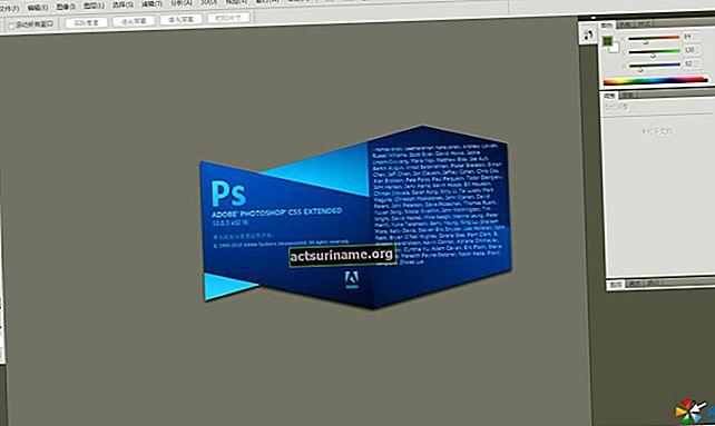 Comment retourner des photos dans Adobe CS5