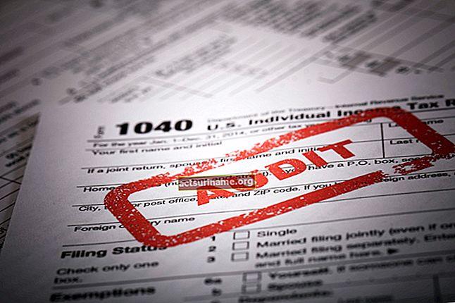 Коефициенти за получаване на одит на IRS въз основа на нетна стойност