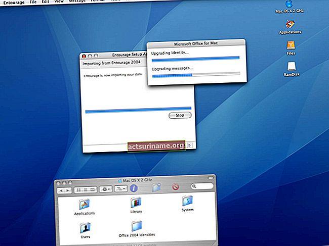 Come eseguire il backup di Microsoft Entourage