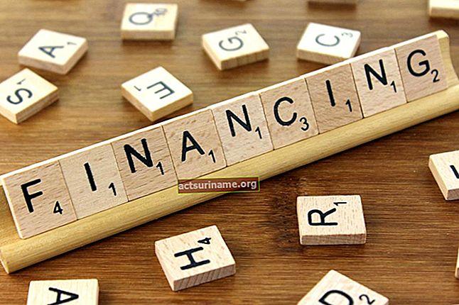 Che cos'è il finanziamento del venditore autoliquidante?