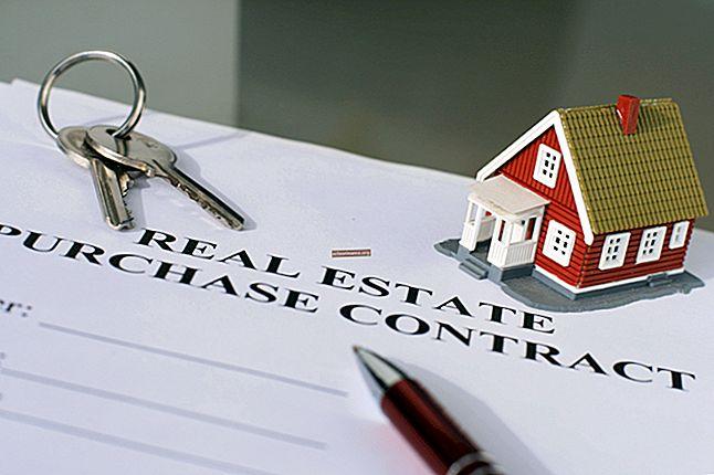Contratti di vendita del contratto di terra