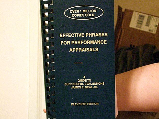 Frasi efficaci da usare in una valutazione delle prestazioni sul posto di lavoro