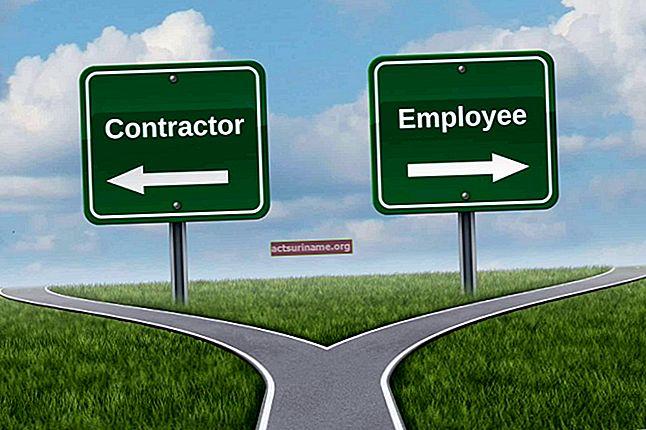 Regole sugli appaltatori indipendenti contro i dipendenti