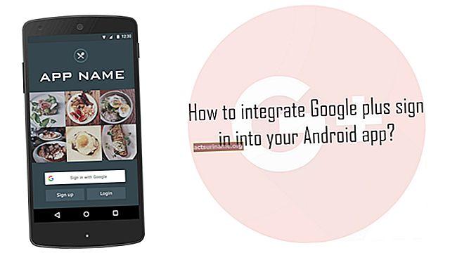 Come registrarsi a Google Plus