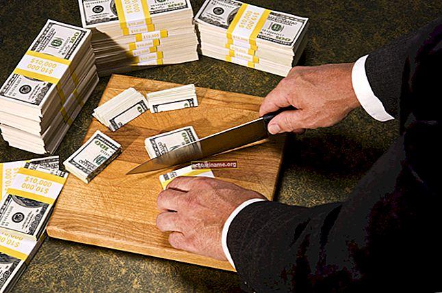 Come tagliare lo stipendio dei dipendenti per il flusso di cassa
