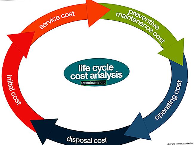Анализ на жизнения цикъл на индустрията за хранителен магазин