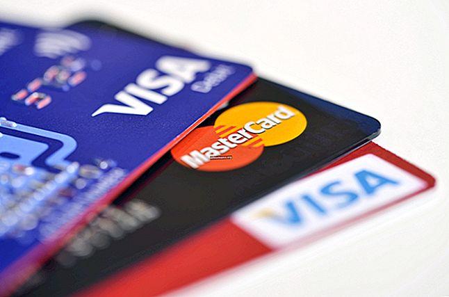 I limiti dell'utilizzo di una carta di credito come modalità di pagamento
