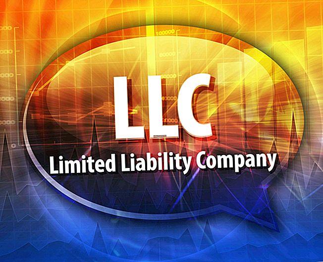 Che cos'è una LLC a scopo limitato?