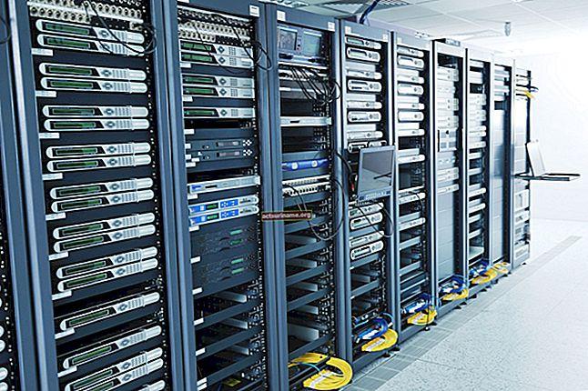 Che cos'è l'hosting di server non gestito?