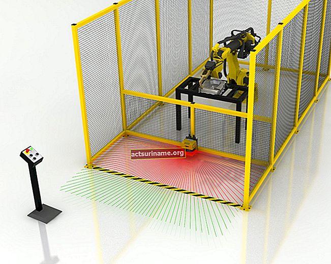 Безопасността на лазерните скенери
