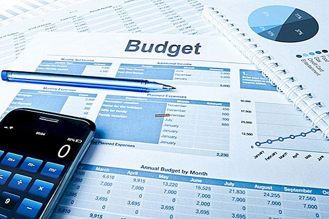 Какво представлява годишният бюджет?
