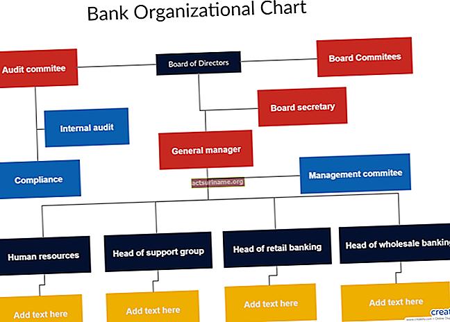 Организационната структура на отделите за одит на банките в Общността